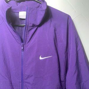 Medium Purple Nike Jacket